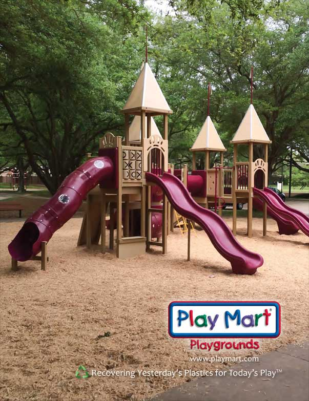 Play Mart Catalog of Playground Products