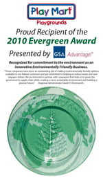 2010 Evergreen Award