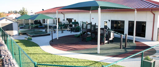 Play Mart's GSA Playground Equipment Coronado NASNI (Naval Air Station North Island): Child Development Center