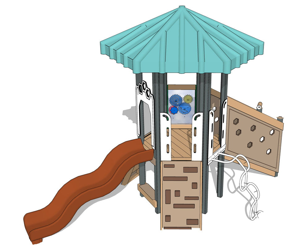 Mole Hill Southwest | Play Mart Playground Equipment
