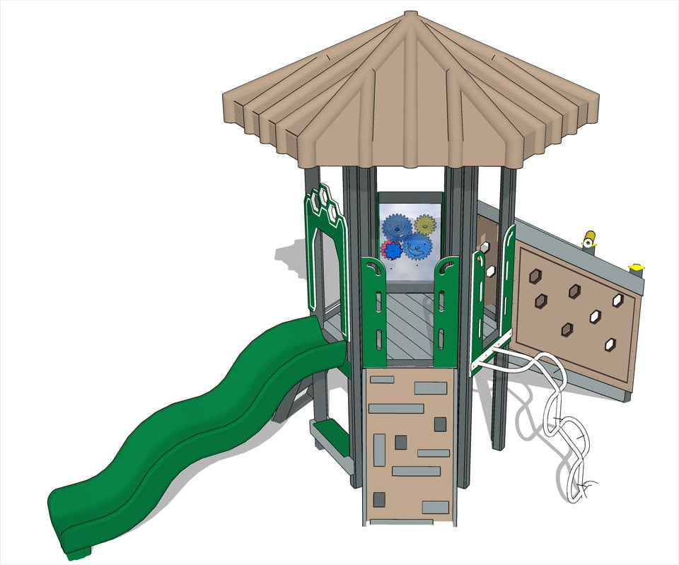Mole Hill thyme | Play Mart Playground Equipment