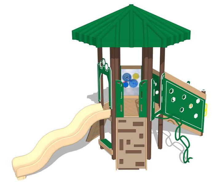 Mole Hill nature rocks | Play Mart Playground Equipment