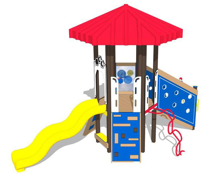 Mole Hill primary | Play Mart Playground Equipment