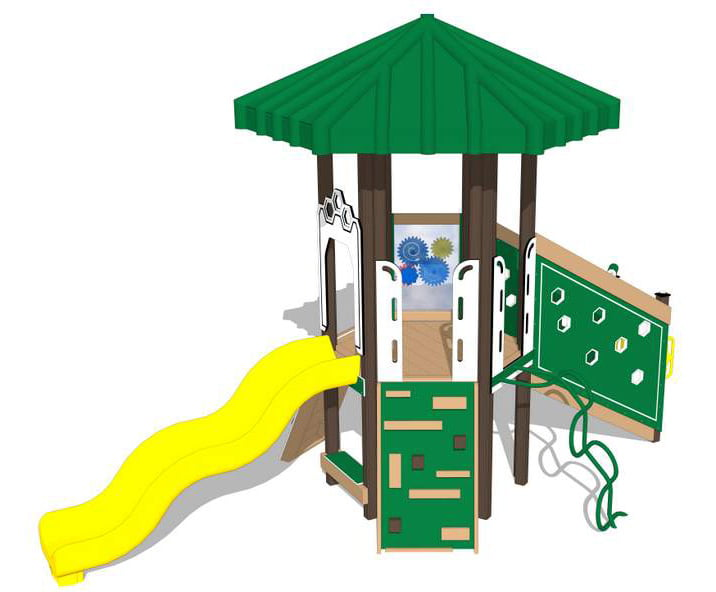 Mole Hill summer | Play Mart Playground Equipment