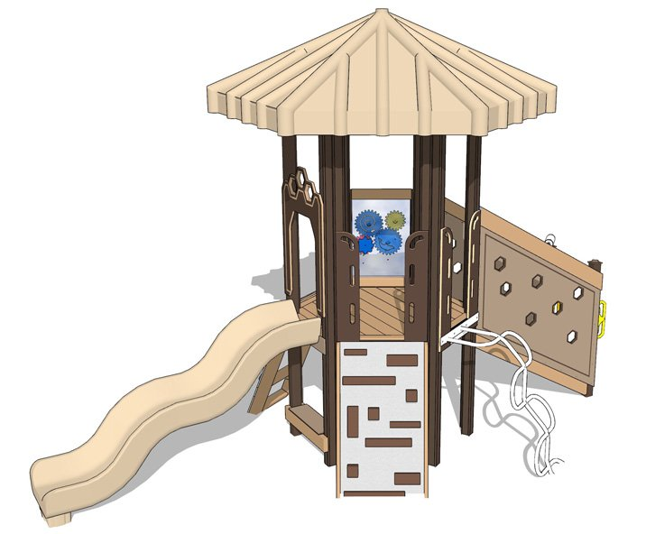 Coffee Shoppe | Play Mart Playground Equipment