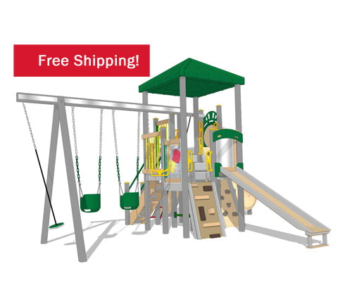 Play Mart Residential Play Sets Free Shipping6