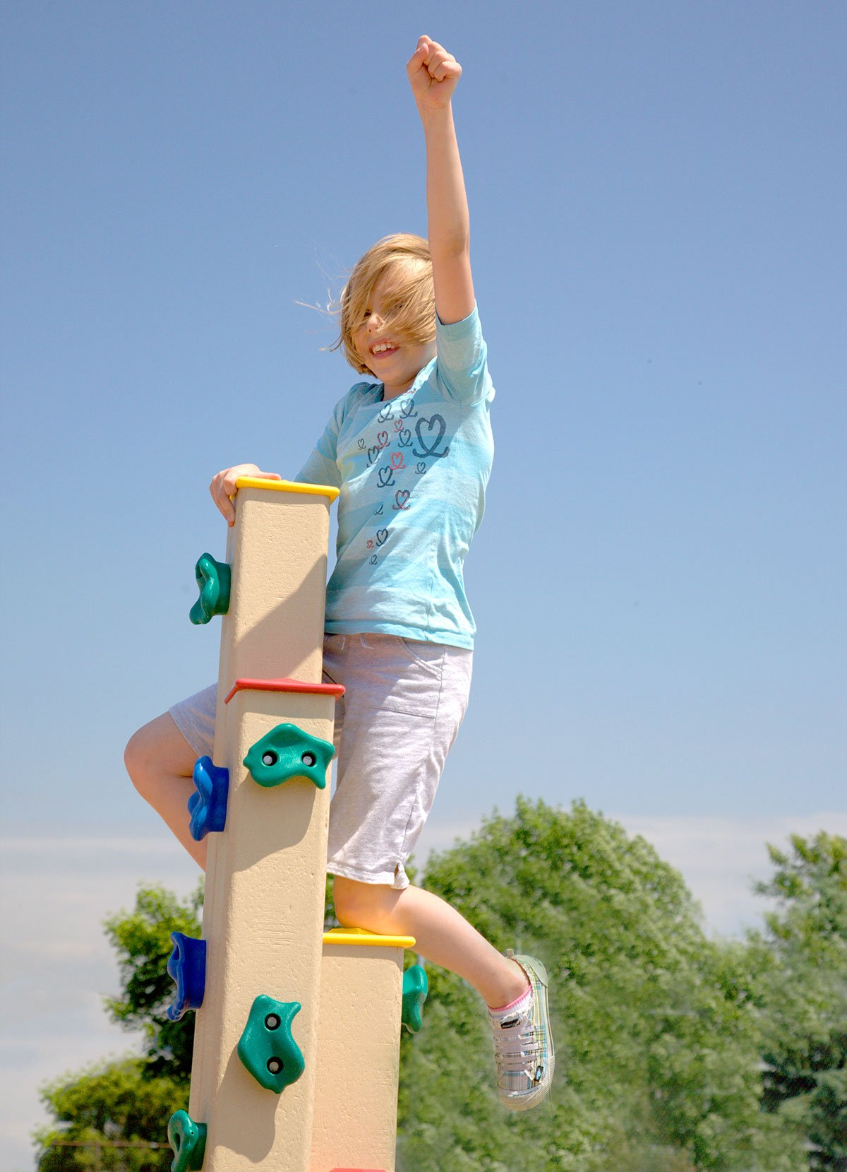 Fitness Ideas for Kids | Play Mart Residential Play Sets