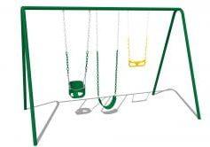 1ECO-SWING 1 BAY - Green 1